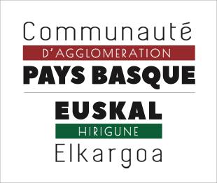 Logo de la Communauté d'Agglomeration Pays Basque