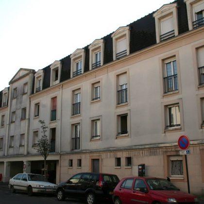 Jean d'Amou (bld) à Bayonne