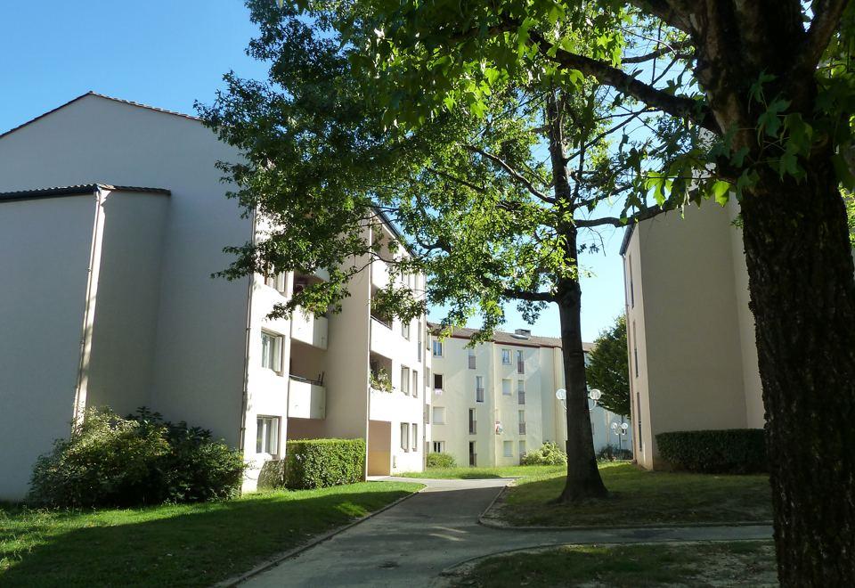 Résidence Habas Ginsburger à Bayonne