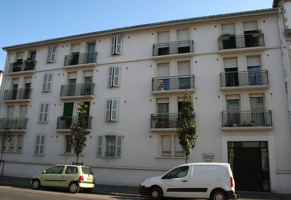 Moulin de St Esprit à Bayonne