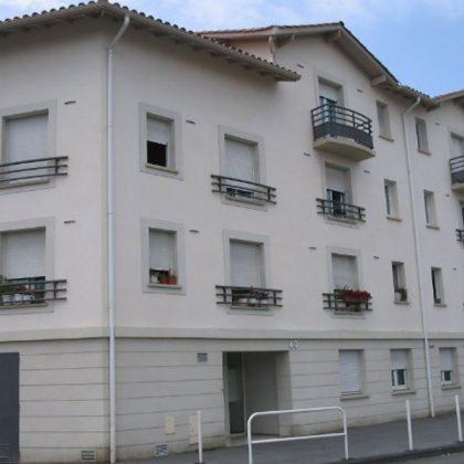 Rue Daniel Argote à Bayonne