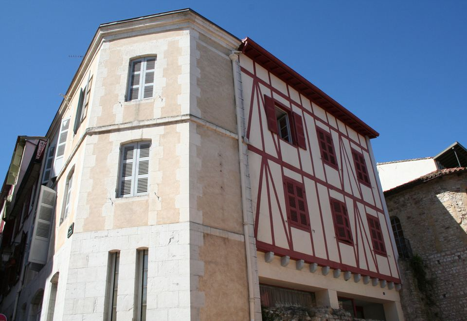 Rue Lagréou à Bayonne