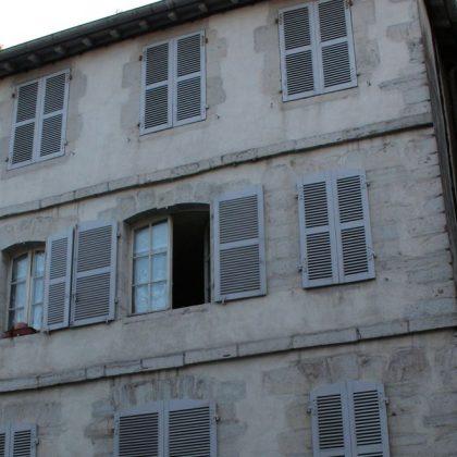 Rue Maubec à Bayonne