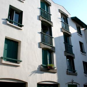 Rue Ste-Ursule II à Bayonne
