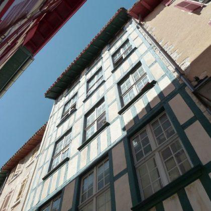 Rue Passemillon à Bayonne