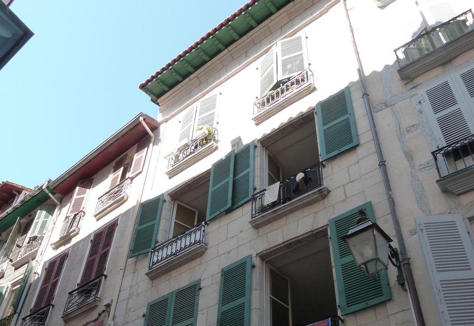 Rue Poissonnerie à Bayonne