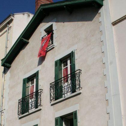 Rue Ulysse Darracq à Bayonne