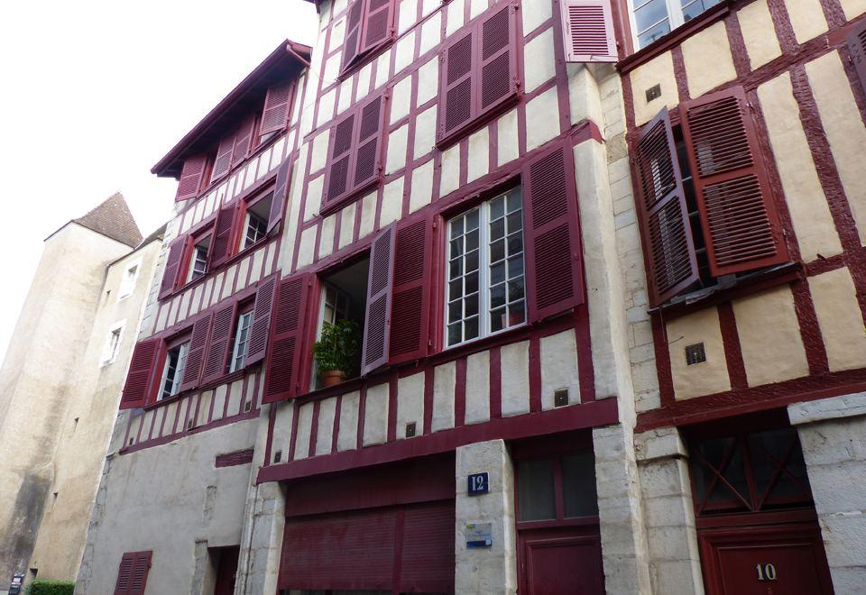 Rue des Prébendes à Bayonne