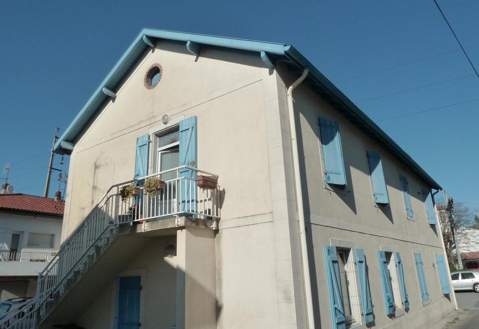 Saint Bernard à Bayonne