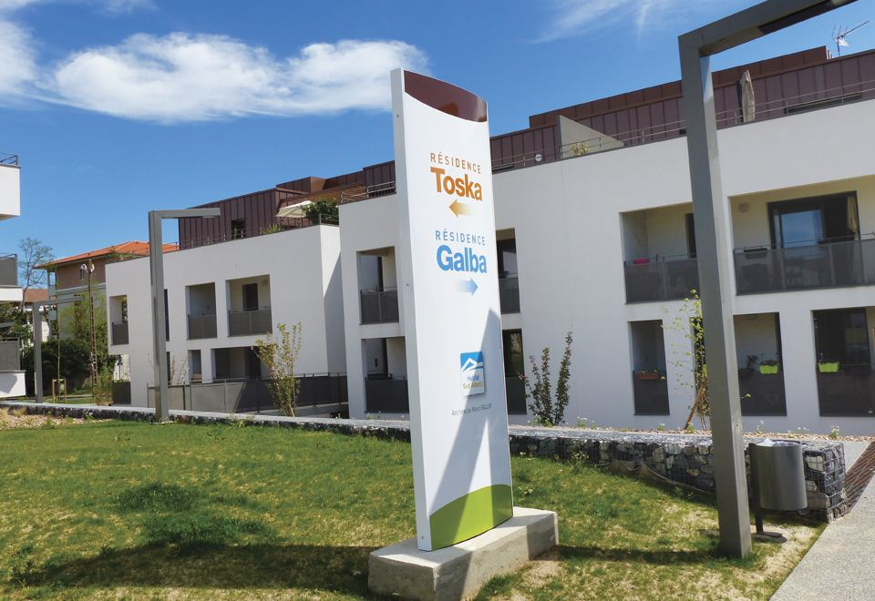 Résidence Galba à Bayonne