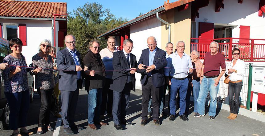 La résidence Olomokonia inaugurée