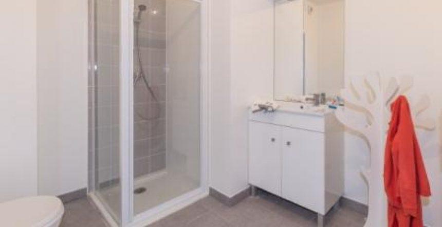 Rivadour à Bayonne, salle de bain