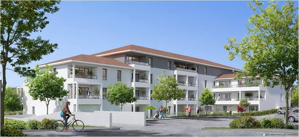 16 nouveaux logements sur Saint Martin de Seignanx