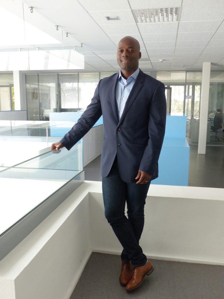 Nouveau Directeur Général Monsieur Lausséni Sangaré