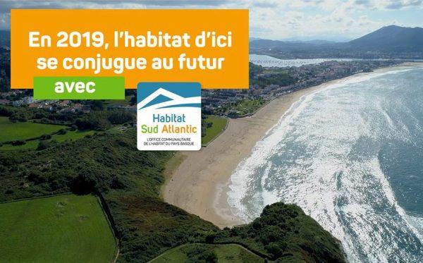 Une année d'actualité avec Habitat Sud Atlantic