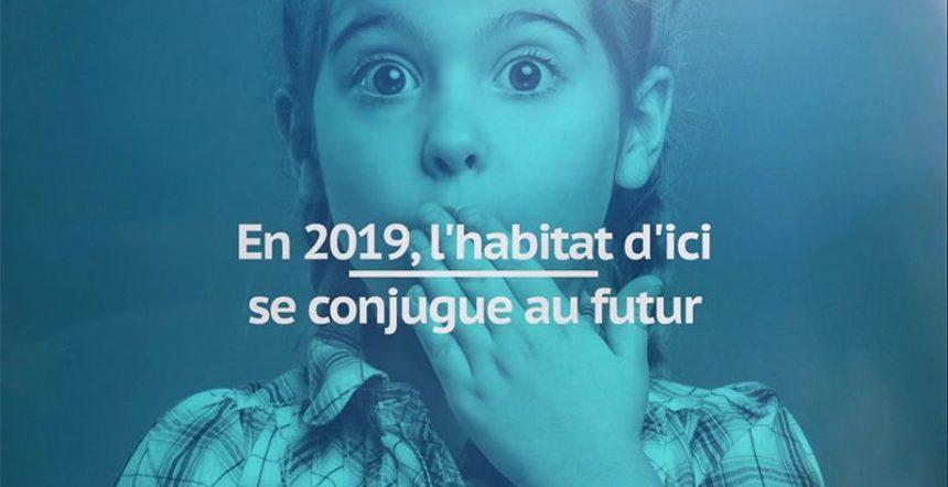 Une grande année 2019 avec Habitat Sud Atlantic
