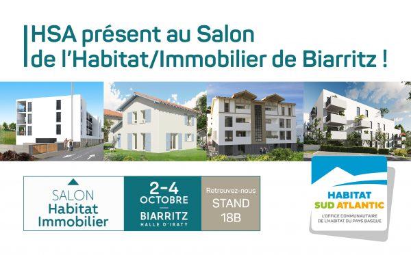 Au Salon Habitat et Immobilier et de Biarritz