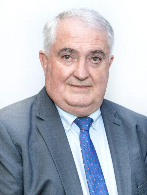 Roland Hirigoyen, Président d'HSA, vice président de la CAPB, maire de Mouguerre