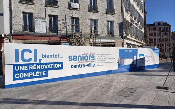 Des logements pour les seniors en cœur de ville