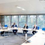 Visite des représentants de la Fédération Nationale des Offices Publics de l'Habitat à HSA