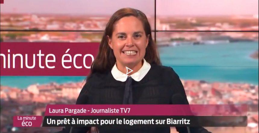 La Minute Éco sur la chaîne TV7 avec Denis Joyeux